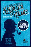Livro - As Novas Aventuras de Sherlock Holmes - O Caso Hentzau