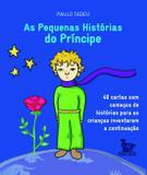 Livro - As pequenas histórias do príncipe