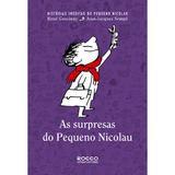 Livro - As surpresas do Pequeno Nicolau