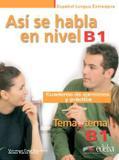 Livro - Asi Se Habla En Nivel B1 - Ede - edelsa (anaya)
