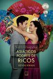 Livro - Asiáticos podres de ricos (Capa do filme)