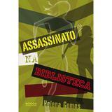 Livro - Assassinato na Biblioteca