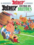 Livro - Asterix entre os bretões (Nº 8)