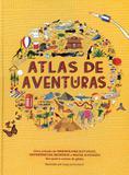 Livro - Atlas de aventuras