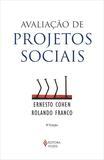 Livro - Avaliação de projetos sociais