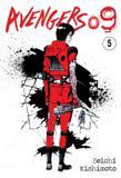 Livro - Avengers 09 Vol. 5