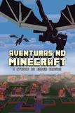 Livro - Aventuras no Minecraft - O ataque do ender dragon - livro 6