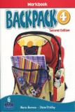 Livro - Backpack 4 Workbook with Audio CD
