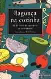 Livro - Bagunça na cozinha