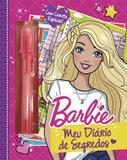 Livro - Barbie - Meu diário de segredos