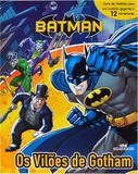 Livro - Batman – Os Vilões de Gotham