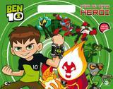 Livro - Ben 10 - Hora de virar herói!
