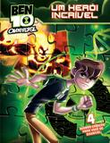 Livro - Ben 10 - Um herói incrível