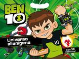 Livro - Ben 10 - Universo alienígena