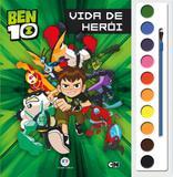 Livro - Ben 10 - Vida de herói