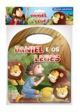 Livro - Bíblicos aquáticos! Livrinho com alça: Daniel e os leões