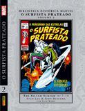 Livro - Biblioteca História Marvel: O Surfista Prateado – Vol. 02