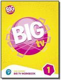Livro - Big English 1 Big TV Workbook
