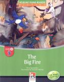Livro - Big Fire - Level A With Cd-rom Audio Cd - Dis - disal editora