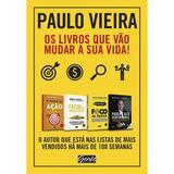 Livro - Box 4 Volumes - Paulo Vieira - Livros