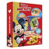 Livro - Box de histórias Mickey