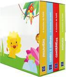 Livro - Box O livrinho do bebê: animais/contrários/palavra