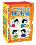 Livro - Box o mundo de Norm