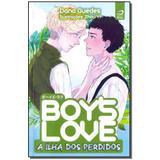 Livro - Boys Love - A Ilha Dos Perdidos - Editora draco