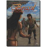 Livro - Brasil 1500 - Vol. 02 - Chegada Ao Paraiso - Devir
