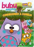 Livro - Bubu e as corujinhas - Conhecendo a família
