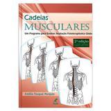 Livro - Cadeias musculares - Um programa para ensinar avaliação fisioterpêutica global