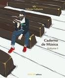 Livro - Caderno de música