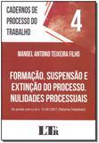 Livro - Cadernos De Processo Do Trabalho N.4 - 01Ed/18 - Ltr editora