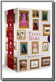 Livro - Caixa Tessa Dare - Série Spindle Cove