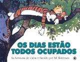 Livro - Calvin e Haroldo 9 - Os dias estão todos ocupados