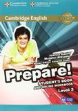 Livro - Cambridge English Prepare! 3 Sb With Online Wb - 1st Ed - Cup - cambridge university