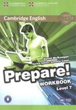 Livro - Cambridge English Prepare! 7 Wb With Audio - 1st Ed - Cup - cambridge university