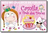 Livro - Camila, a fada dos doces