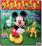 Livro - Cancoes Engracadas - A Casa Do Mickey Mouse - Cedic