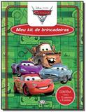 Livro - Carros 2 - meu kit de brincadeiras