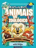 Livro - Cartoon Chef - Animais Do Zoológico