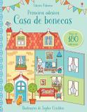 Livro - Casa de bonecas : Primeiros adesivos