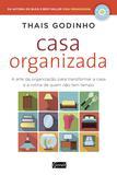 Livro - Casa organizada - A arte da organização para transformar a casa e a rotina de quem não tem tempo