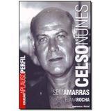 Livro - Celso Nunes - Col.Aplauso - Imprensa oficial