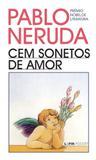 Livro - Cem sonetos de amor