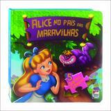 Livro - Clássico em Quebra-Cabeças - Disney - Alice no País das Maravilhas - Happy Books