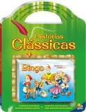Livro - CLASSICOS COM BINGO! HISTORIAS CLASSICAS