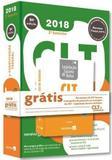Livro - CLT Saraiva e Constituição Federal - 51ª edição de 2018 - Acompanha CLT : Legislação Saraiva de bolso