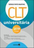 Livro - CLT Universitária - 25ª edição de 2018