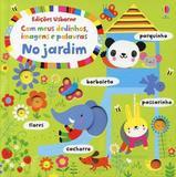 Livro - Com meus dedinhos, imagens e palavras no jardim